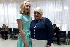Ксюша с Н.В.Морозовой